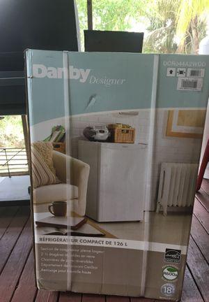 Danby designer model number DCR04482WDD 4.4 ft.³ compact refrigerator for Sale in Winter Haven, FL