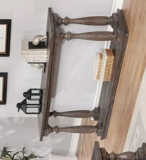♻️New♻️Regent Grayish Brown Console Table by Crown Mark for Sale in Jessup, MD