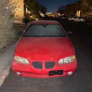 1998, Pontica Grand Am SE for Sale in Las Vegas, NV
