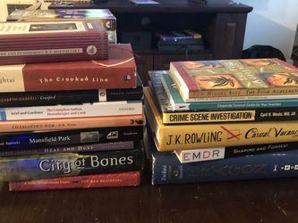 Books For Sale for Sale in Ellensburg,  WA