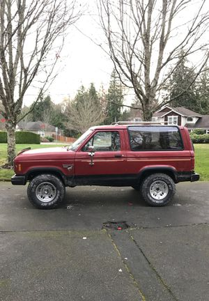 Bronco 2 Eddie Bauer edition for Sale in Snohomish, WA