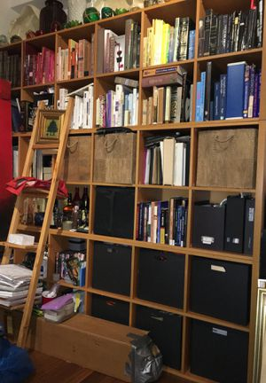 36 CUBES!! 3 IDENTICAL BOOK SHELVES/CUBES/ORGANIZERS for Sale for sale  Queens, NY