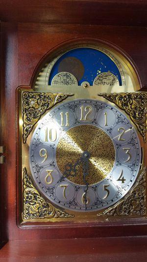 Antique german grandfather clock for Sale in Dallas, TX