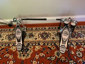 TAMA Iron Cobra 200 Series Double Pedal for Sale in Portland, OR