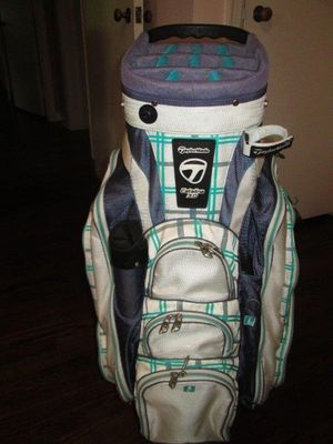 Taylormade Catalina 3.0 Cart Golf Bag for Sale in Boston, MA