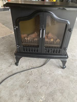 Electric fire please for Sale in Fresno, CA