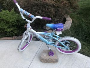 Frozen girl bike for Sale in Adelphi, MD