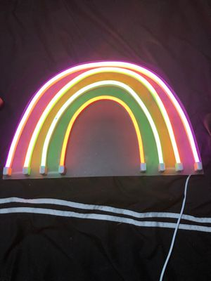 RAINBOW LED SIGN for Sale in Tampa, FL