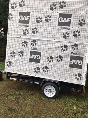 Food cart, trailer, flat bed. for Sale in Springfield, OR