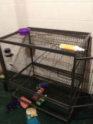Ferret cage for Sale in Dickinson, ND