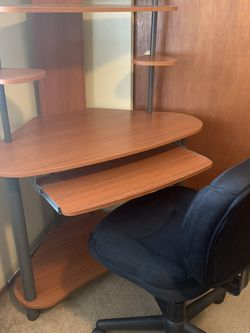 Computer Center And Chair for Sale in West Linn,  OR