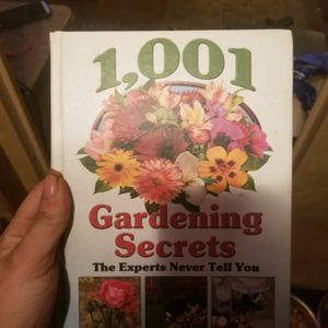 Gardening Book for Sale in Kinzers, PA
