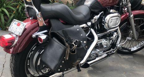 2001 Harley Davidson sportster 1200xl custom for Sale in El Monte,  CA