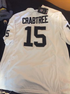 Nike Oakland Raiders Micheal Crabtree jersey sz  Xlarge for Sale in  Sacramento e8a0a24c1