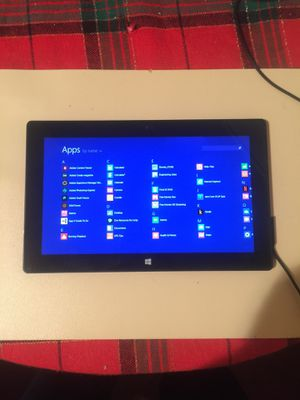 """Microsoft Surface RT 10.6"""" 32GB 64GB for Sale in Huntington, WV"""