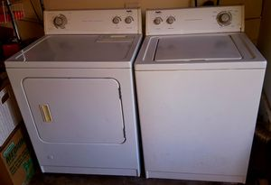 Whirlpool Inglis Washer and Dryer for Sale in Santa Clarita, CA