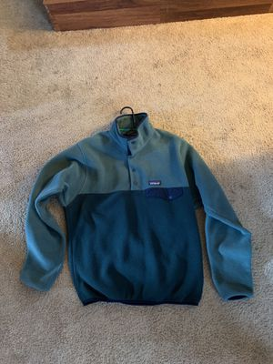 Patagonia synchilla lightweight fleece for Sale in Fayetteville, NC