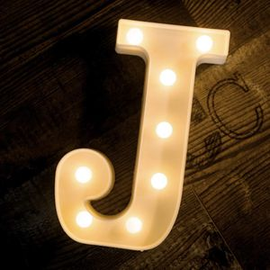 letter J light up stand for Sale in Charlotte, NC