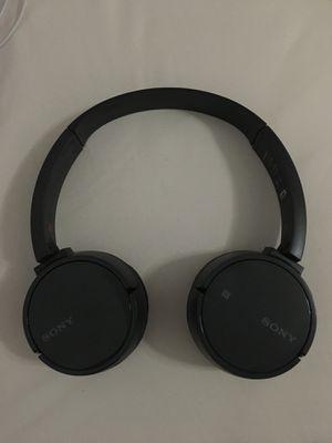 Sony WH-CH500 on ear headphones for Sale in Denton, TX
