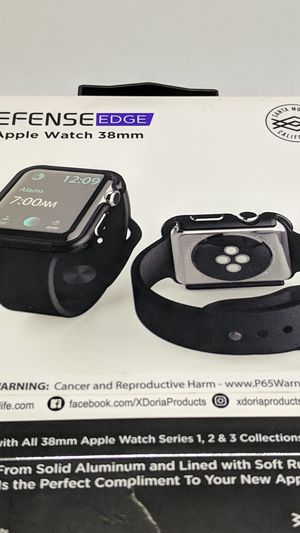 Defense edge for apple watch for Sale in Chula Vista, CA