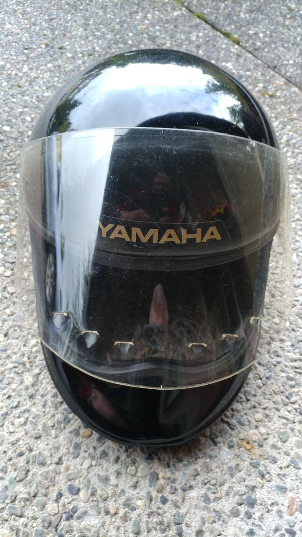 Yamaha Snowmobile/Motorcycle Helmet