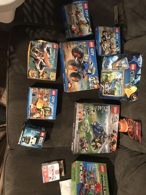 LEGO sets!!! for Sale in Chicago, IL