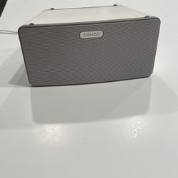 Sonos, White, PLAY 3 for Sale in Pompano Beach,  FL