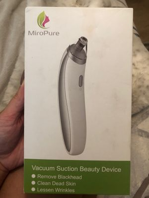 MiroPure Vacuum Beauty Device for Sale in Claremont, CA