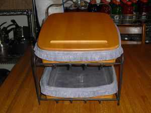 Original Longaberger Paper Tray Basket Combo for Sale in Vancouver, WA