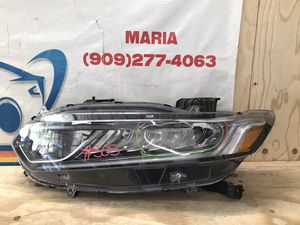 2018-2020 Honda Accord Headlight LH for Sale in Jurupa Valley, CA