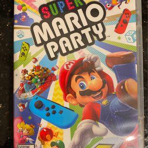 Super Mario Party for Sale in Frisco, TX