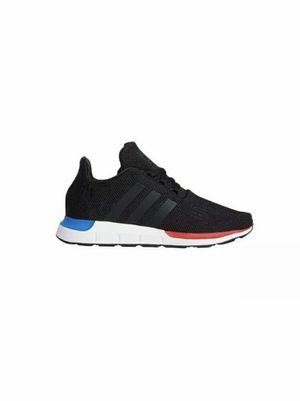 "adidas Swift Run ""Black/Red/Blue"" Grade School Boys' Shoe New with box for Sale in French Creek, WV"