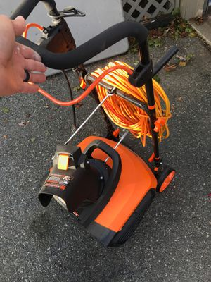 Electric snowblower for Sale in Taunton, MA