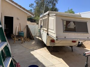 Apache tent trailer for Sale in Wildomar, CA