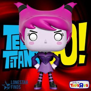 Funko POP! Teen Titans Go Jinx Toys R Us Exclusive Figure #430! for Sale in Converse, TX