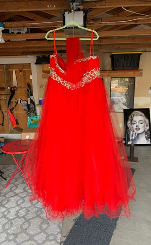 Red Formal Dress for Sale in Woodburn, OR
