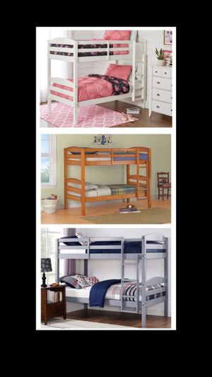 Bunk bed frame $149 for Sale in Dallas, TX