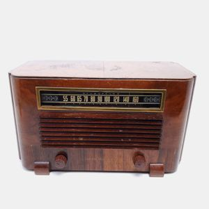 Vintage GE General Electric Tube Radio J-53 Tabletop Wooden AM 1941, Works! $175 OBO! for Sale in Seattle, WA