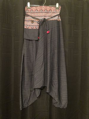 Hill Tribe Harem Pants (one size) for Sale in Portland, OR