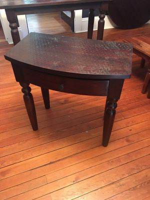 World Market side and end tables set of 4 for Sale in Cleveland, OH