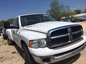 2004 Dodge 3500 PARTS ONLY!!! for Sale in Dallas, TX