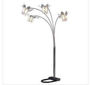 Crystal floor lamp for Sale in Portland, OR
