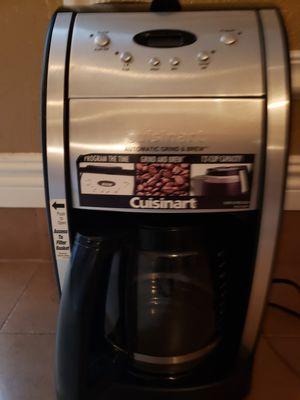 CUISINART COFFEE MAKER for Sale in Miami Gardens, FL