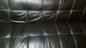 Black futon for Sale in Morrow, GA