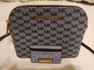 Michael Kors purse and wallet for Sale in East Gull Lake, MN