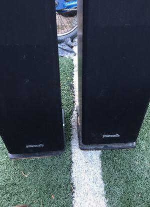 Polk audio speakers $20 for Sale in Sun City, AZ