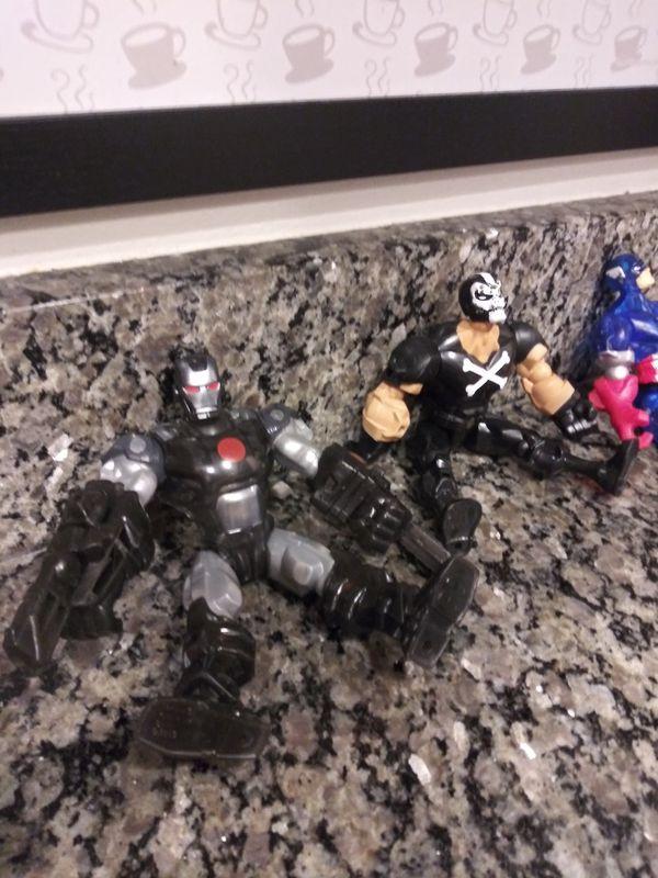 Hasbro Marvel 2013 action figure lot