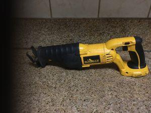 Dewalt reciprocating saw for Sale in Lynwood, CA