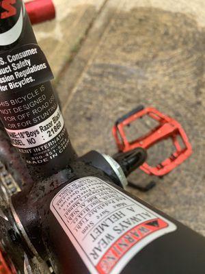 18 inch Boys BMX Bike for Sale in Avon, OH