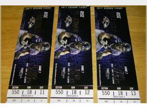 3 Ravens vs Texans Tickets for Sale in Glen Burnie, MD